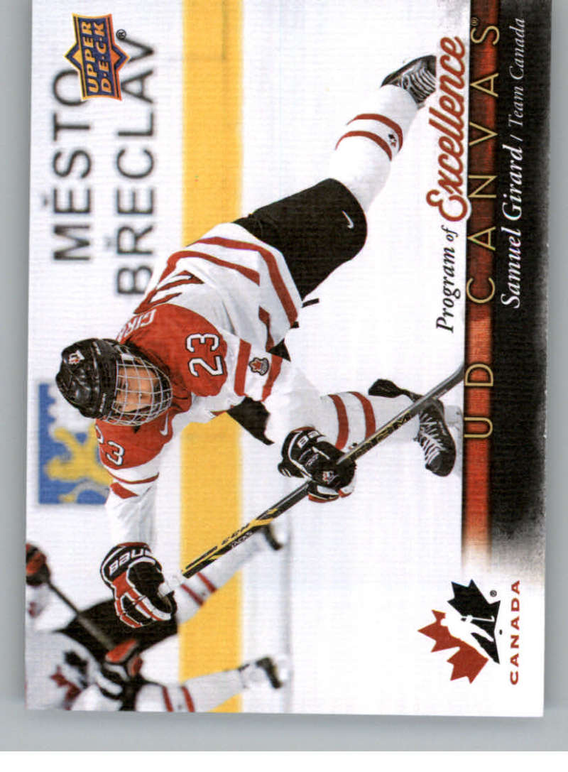 2017-18-Upper-Deck-Canvas-Series-Two-Cards-Pick-From-List-Includes-Young-Guns miniature 135