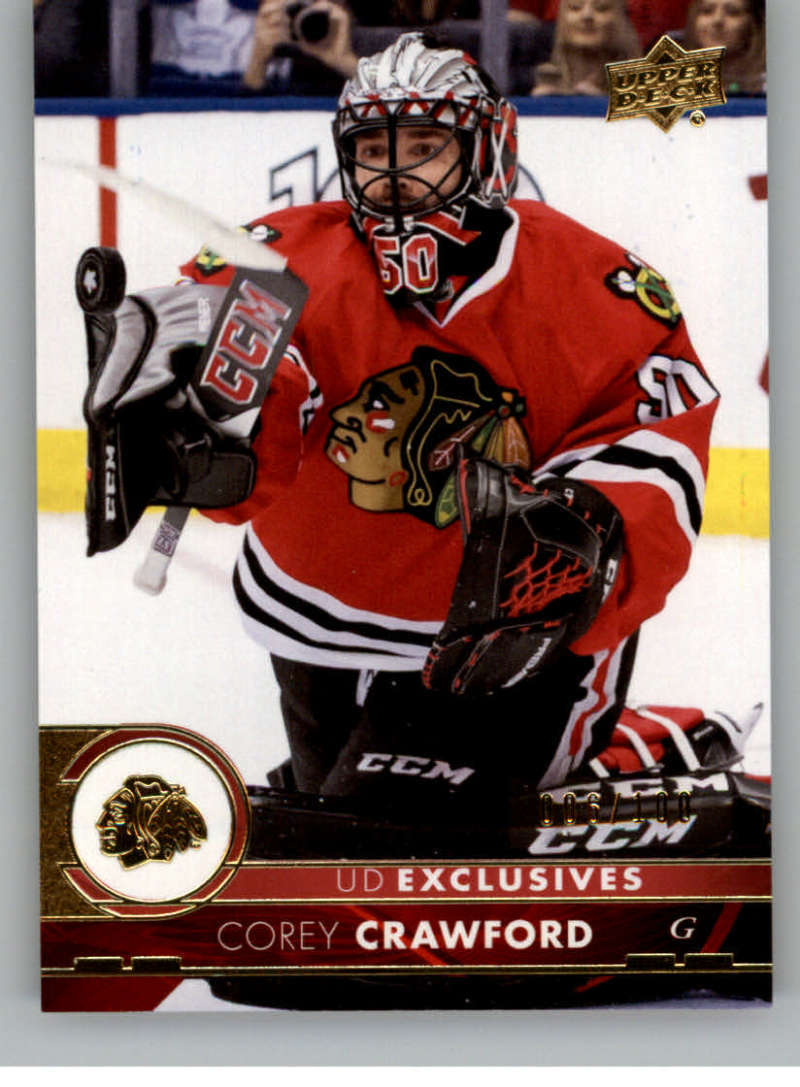 2017-18-Upper-Deck-Exclusives-Series-One-Pick-From-List-Includes-Young-Guns thumbnail 7