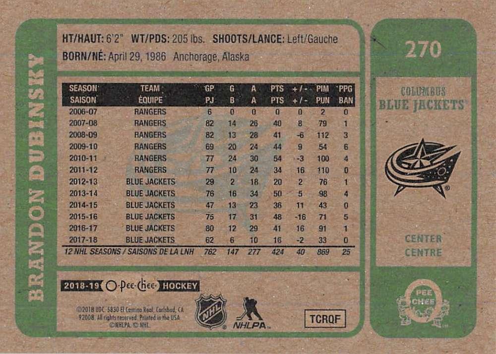 2018-19-O-Pee-Chee-Retro-Hockey-Cards-Pick-From-List-251-500 thumbnail 33