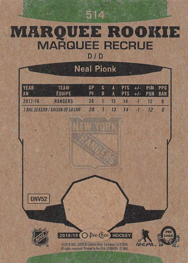 2018-19-O-Pee-Chee-Retro-Hockey-Cards-Pick-From-List-501-and-Above-Rookies thumbnail 23
