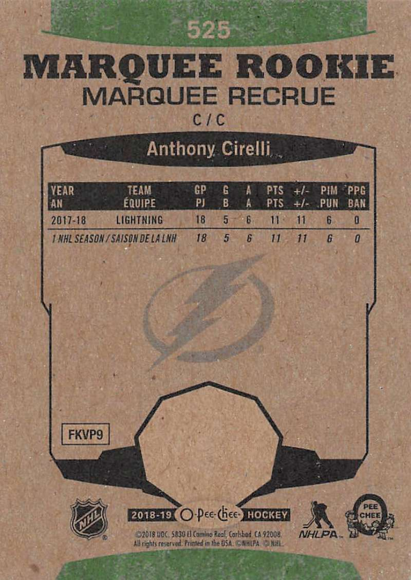 2018-19-O-Pee-Chee-Retro-Hockey-Cards-Pick-From-List-501-and-Above-Rookies thumbnail 41