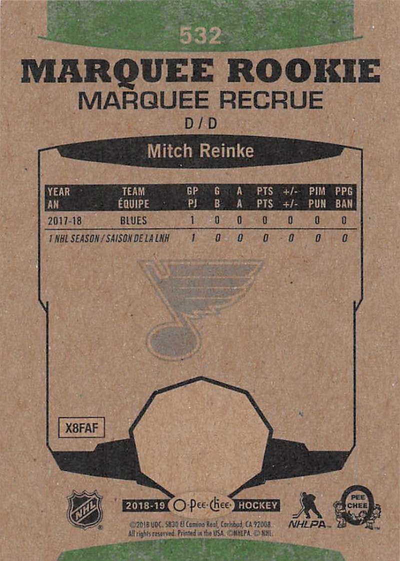 2018-19-O-Pee-Chee-Retro-Hockey-Cards-Pick-From-List-501-and-Above-Rookies thumbnail 55