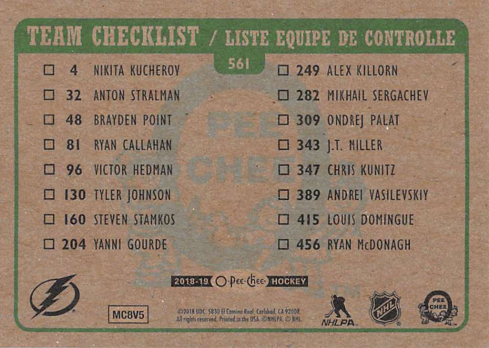 2018-19-O-Pee-Chee-Retro-Hockey-Cards-Pick-From-List-501-and-Above-Rookies thumbnail 93
