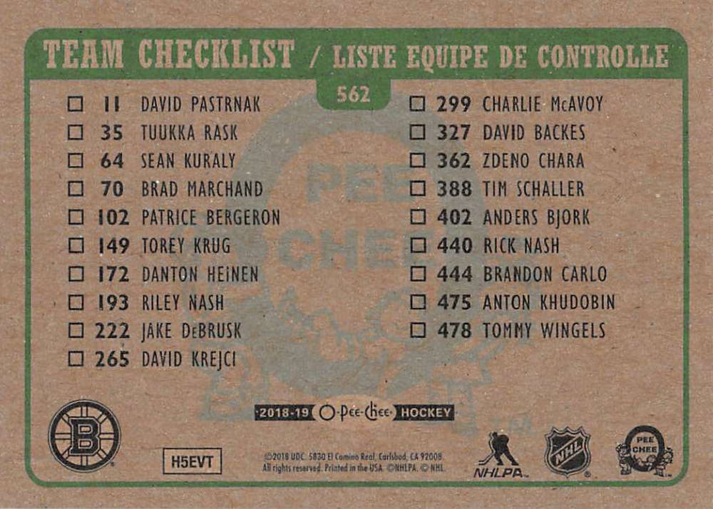 2018-19-O-Pee-Chee-Retro-Hockey-Cards-Pick-From-List-501-and-Above-Rookies thumbnail 95
