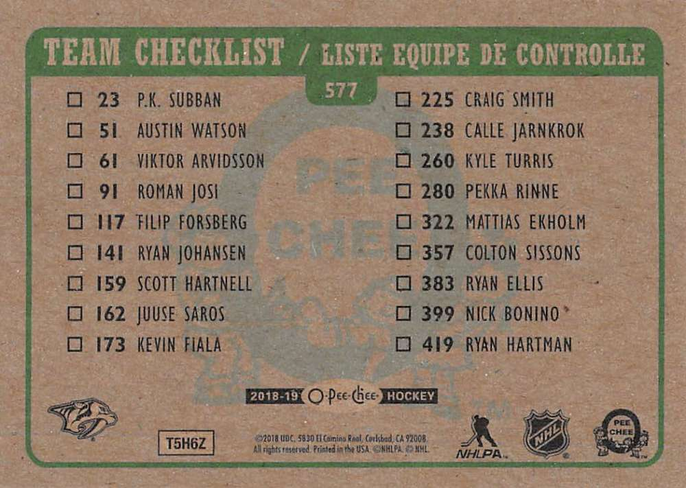 2018-19-O-Pee-Chee-Retro-Hockey-Cards-Pick-From-List-501-and-Above-Rookies thumbnail 117