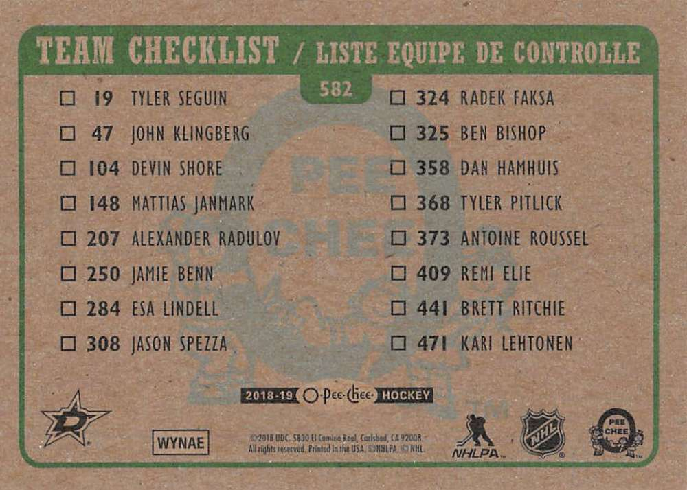2018-19-O-Pee-Chee-Retro-Hockey-Cards-Pick-From-List-501-and-Above-Rookies thumbnail 127