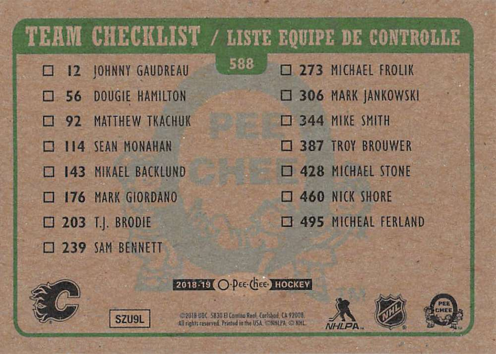 2018-19-O-Pee-Chee-Retro-Hockey-Cards-Pick-From-List-501-and-Above-Rookies thumbnail 137