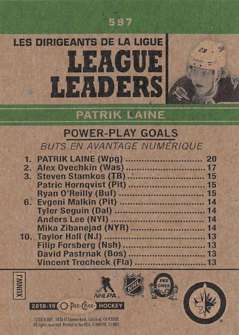 2018-19-O-Pee-Chee-Retro-Hockey-Cards-Pick-From-List-501-and-Above-Rookies thumbnail 153