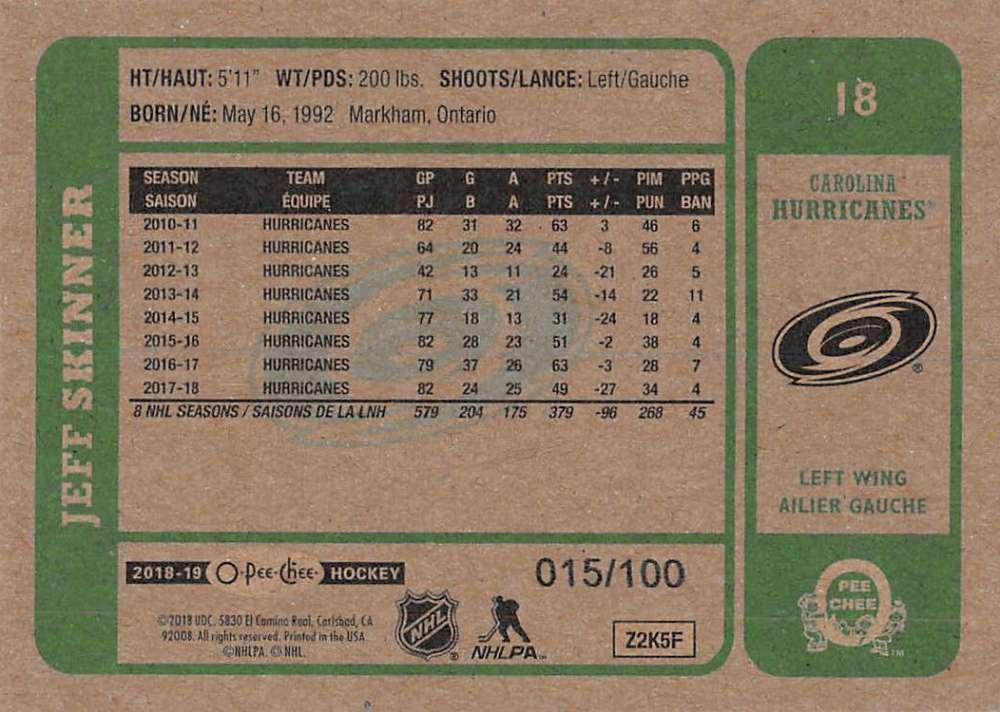 2018-19-O-Pee-Chee-Retro-Black-Border-Hockey-Cards-Pick-From-List-1-250-100 thumbnail 3