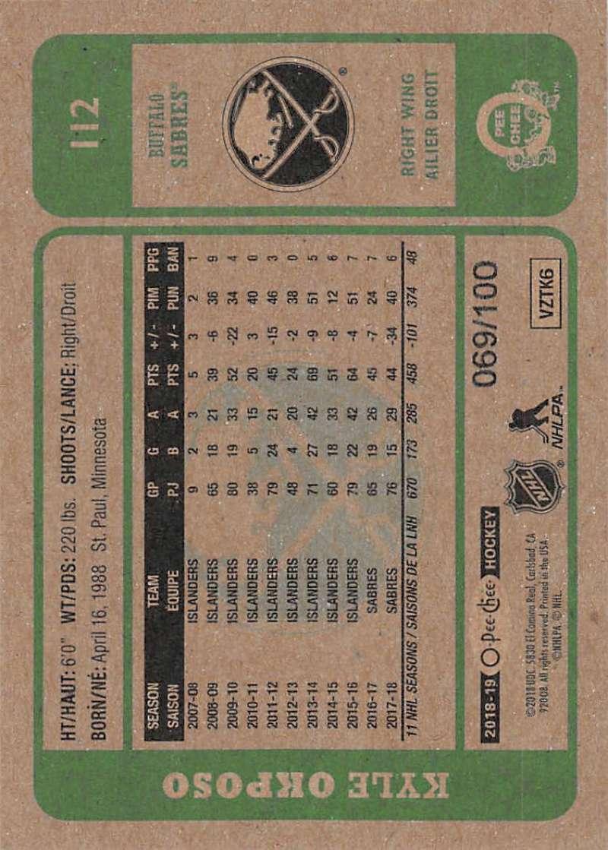 2018-19-O-Pee-Chee-Retro-Black-Border-Hockey-Cards-Pick-From-List-1-250-100 thumbnail 19