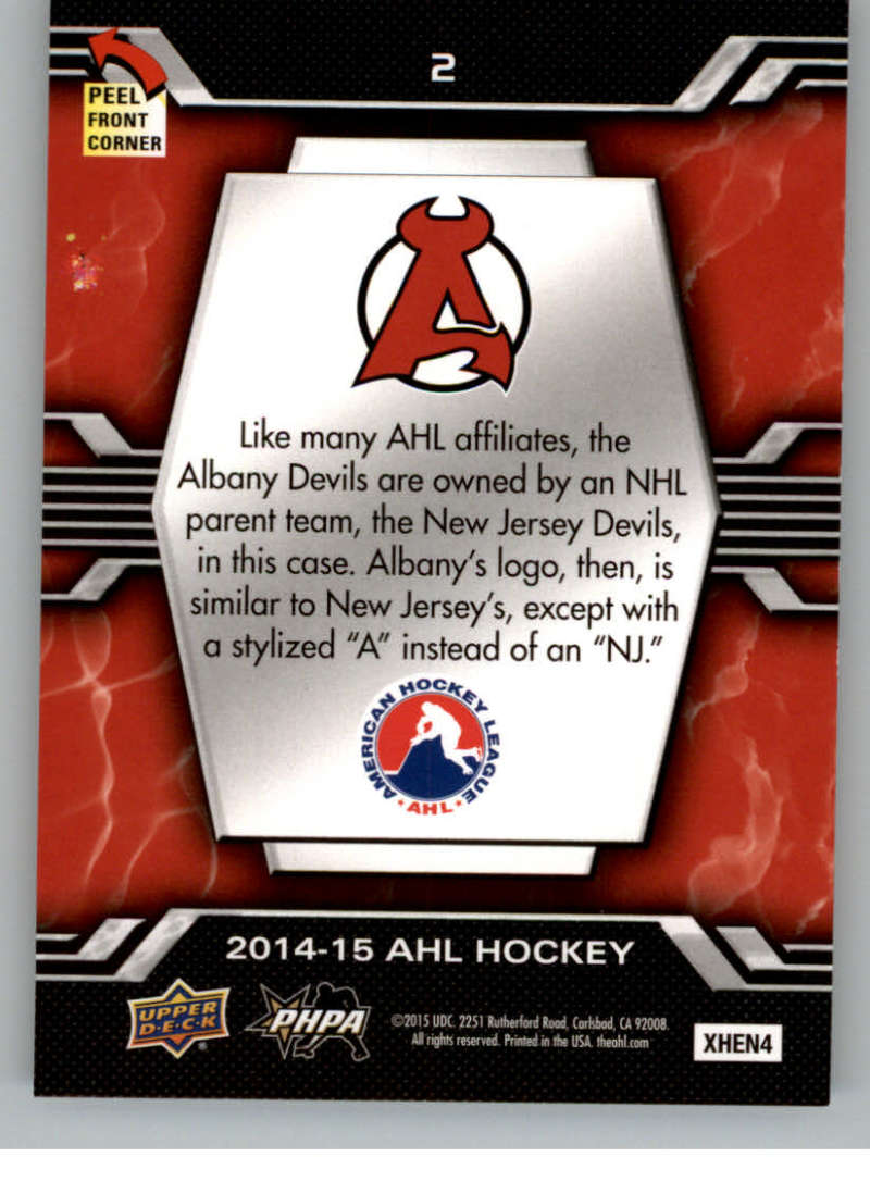 2014-15-Upper-Deck-AHL-Autographs-Stickers-Patch-Cards-Pick-From-List thumbnail 167