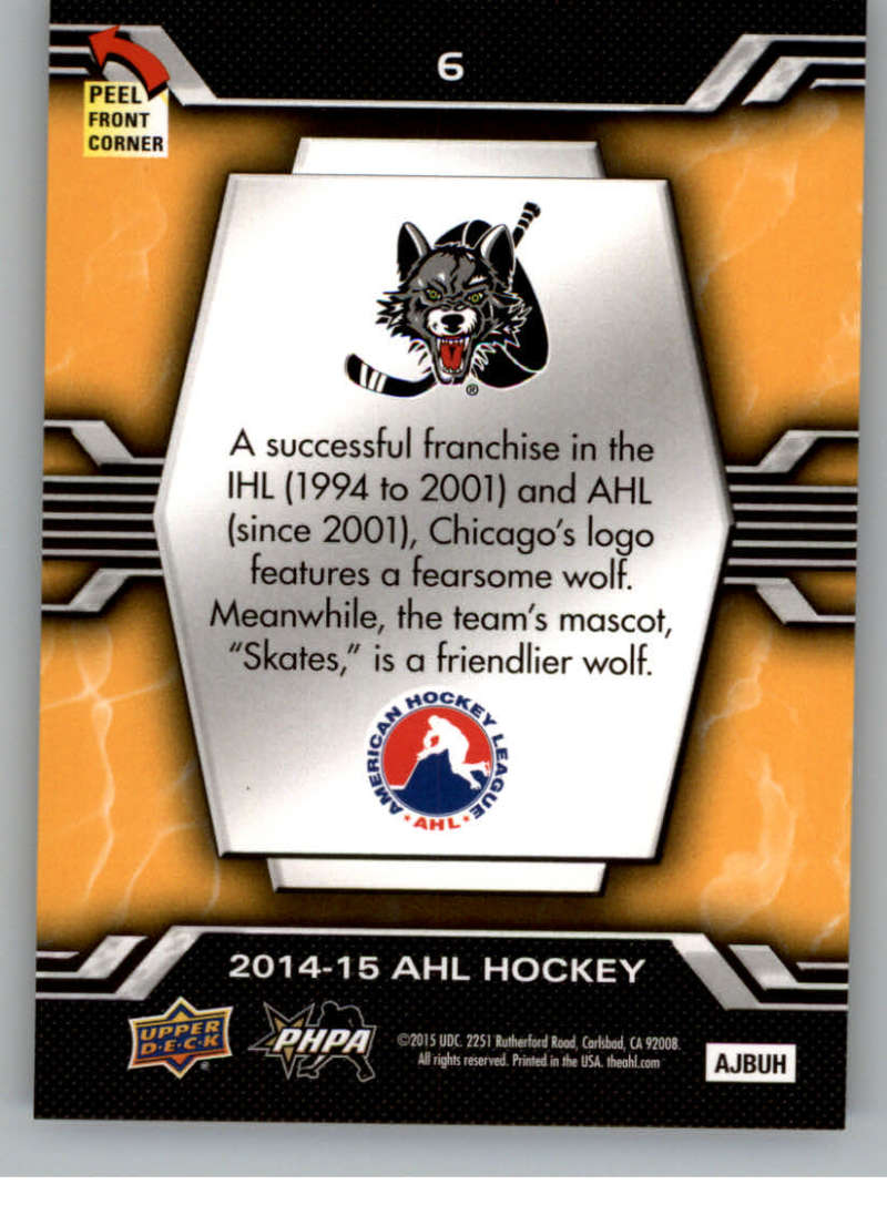 2014-15-Upper-Deck-AHL-Autographs-Stickers-Patch-Cards-Pick-From-List thumbnail 173