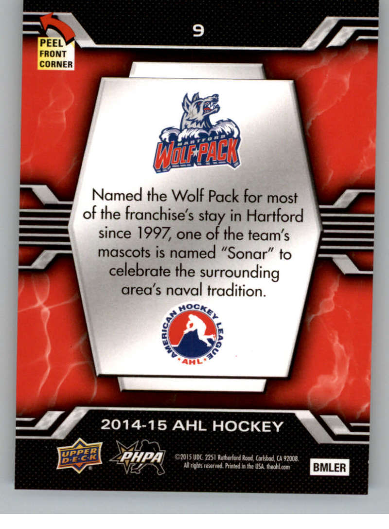 2014-15-Upper-Deck-AHL-Autographs-Stickers-Patch-Cards-Pick-From-List thumbnail 179
