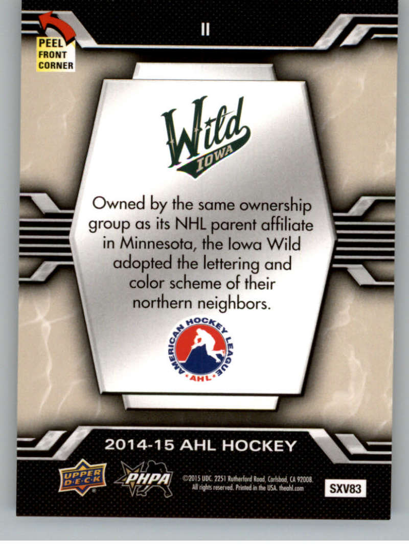 2014-15-Upper-Deck-AHL-Autographs-Stickers-Patch-Cards-Pick-From-List thumbnail 181