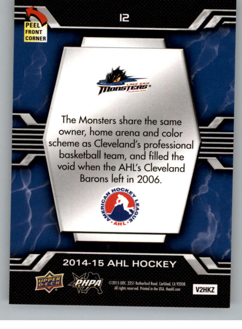 2014-15-Upper-Deck-AHL-Autographs-Stickers-Patch-Cards-Pick-From-List thumbnail 175