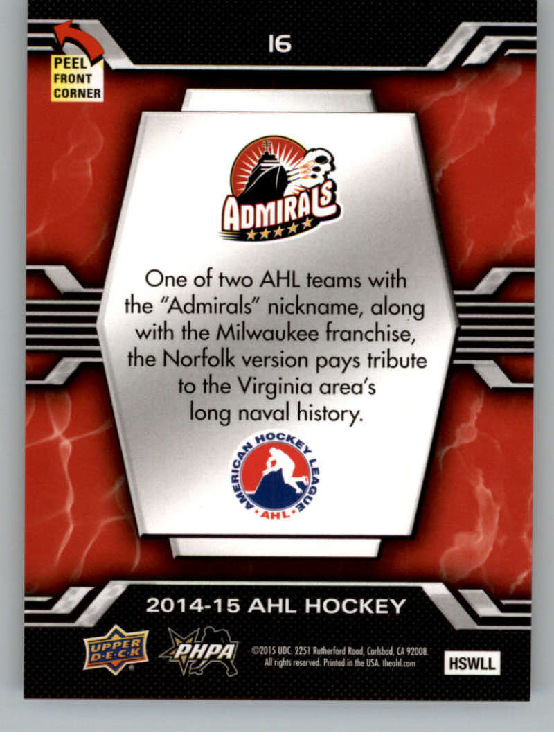 2014-15-Upper-Deck-AHL-Autographs-Stickers-Patch-Cards-Pick-From-List thumbnail 187