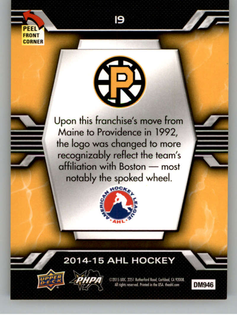 2014-15-Upper-Deck-AHL-Autographs-Stickers-Patch-Cards-Pick-From-List thumbnail 193