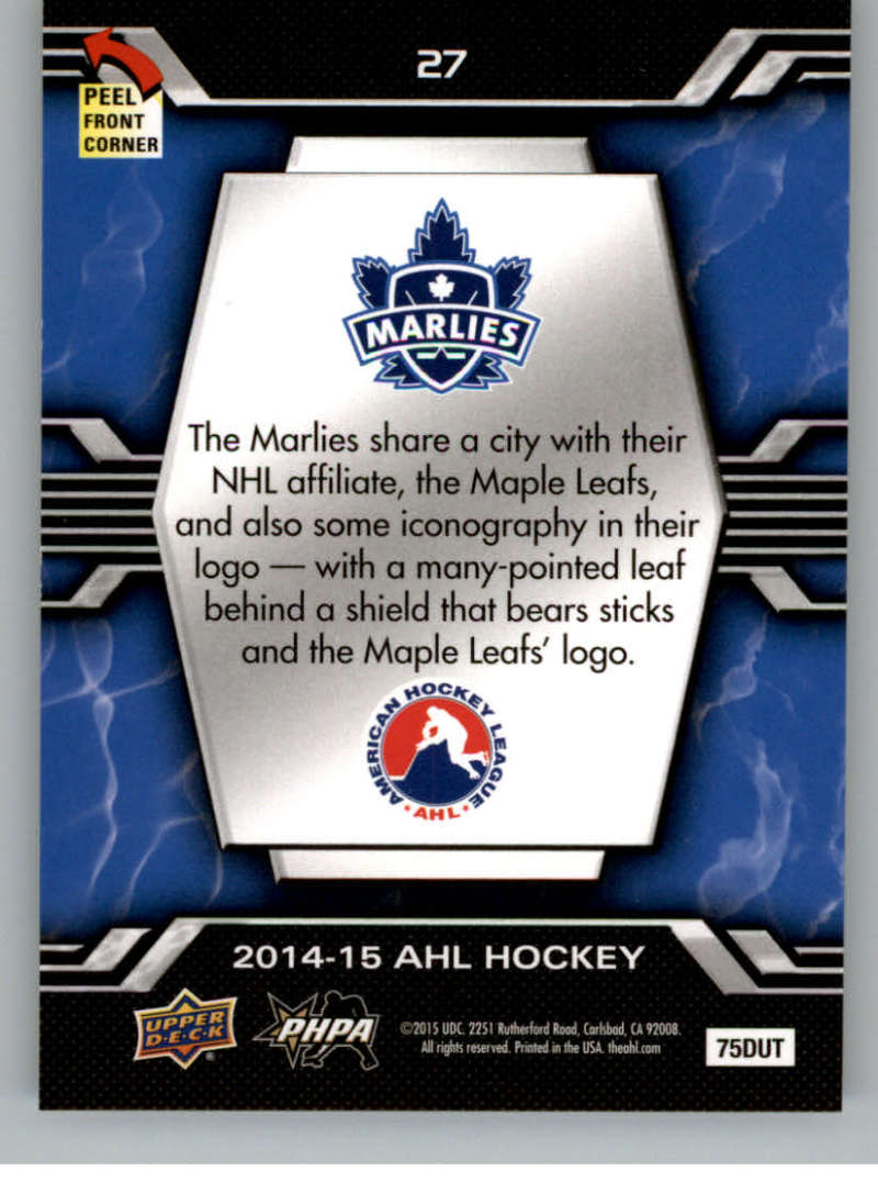 2014-15-Upper-Deck-AHL-Autographs-Stickers-Patch-Cards-Pick-From-List thumbnail 205