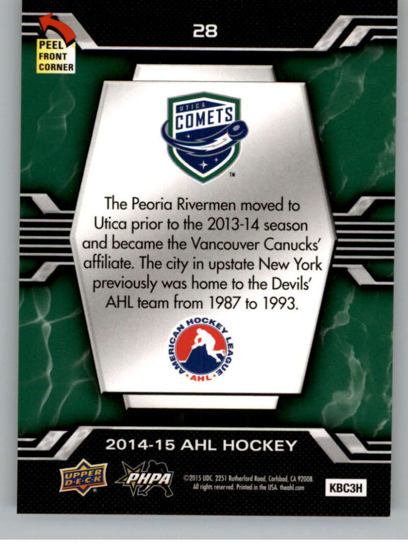 2014-15-Upper-Deck-AHL-Autographs-Stickers-Patch-Cards-Pick-From-List thumbnail 207