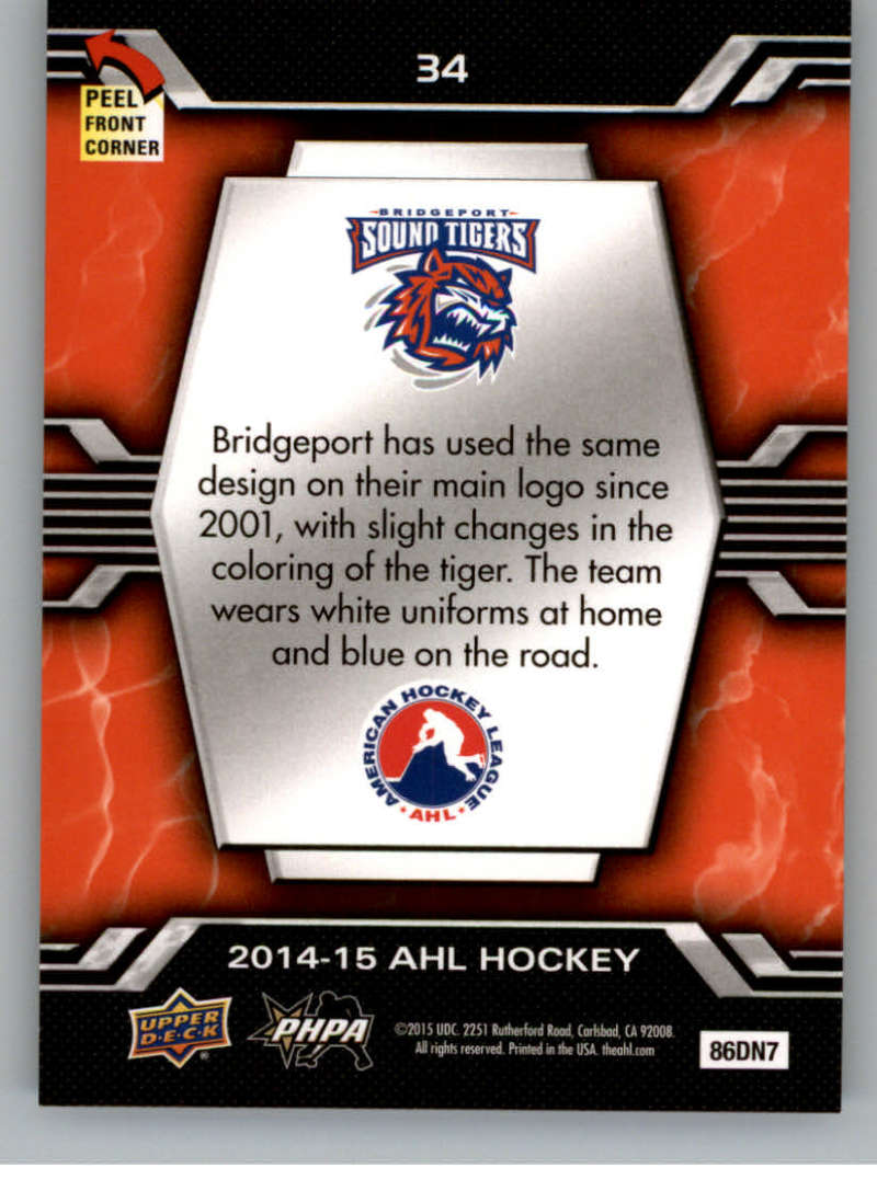 2014-15-Upper-Deck-AHL-Autographs-Stickers-Patch-Cards-Pick-From-List thumbnail 215