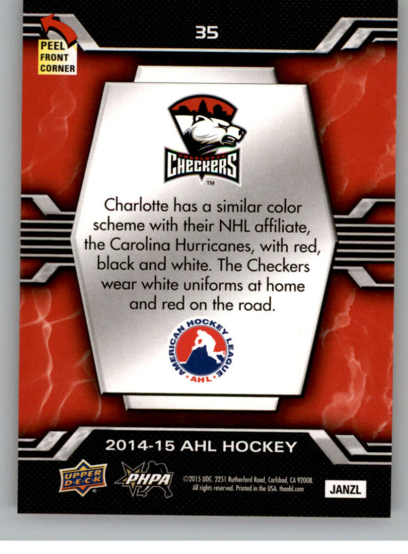 2014-15-Upper-Deck-AHL-Autographs-Stickers-Patch-Cards-Pick-From-List thumbnail 217