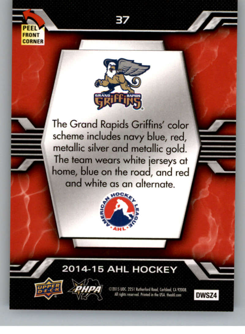 2014-15-Upper-Deck-AHL-Autographs-Stickers-Patch-Cards-Pick-From-List thumbnail 219