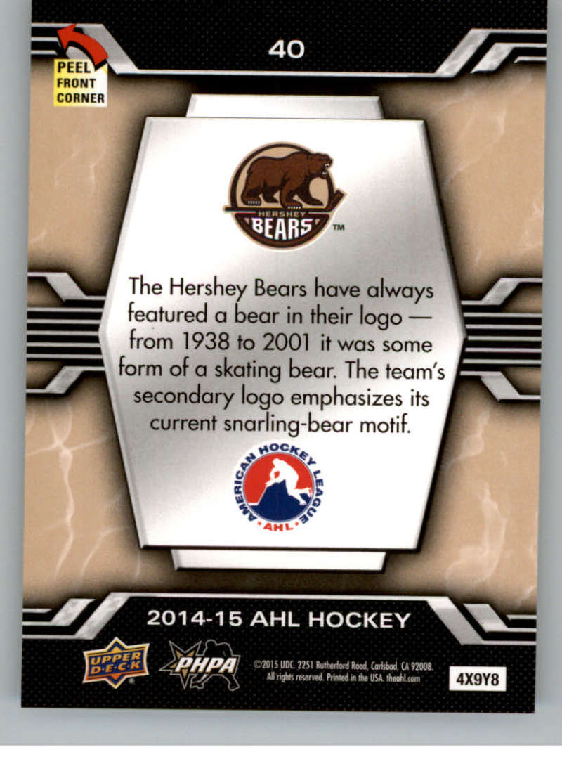 2014-15-Upper-Deck-AHL-Autographs-Stickers-Patch-Cards-Pick-From-List thumbnail 221
