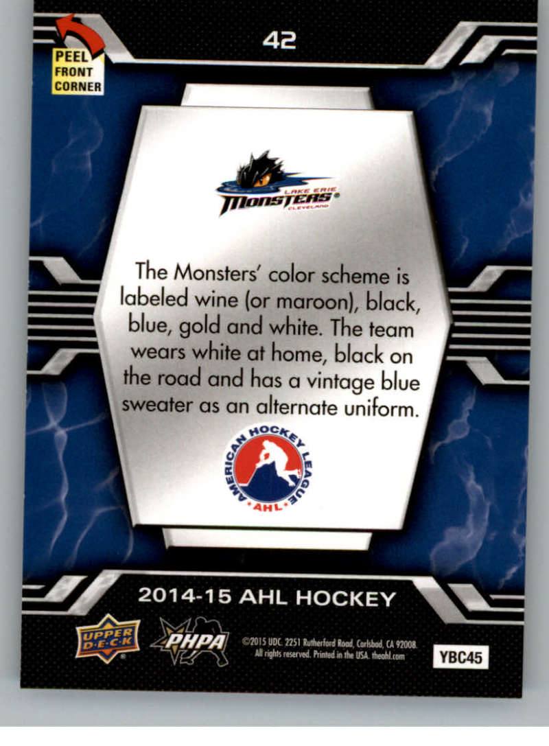 2014-15-Upper-Deck-AHL-Autographs-Stickers-Patch-Cards-Pick-From-List thumbnail 225