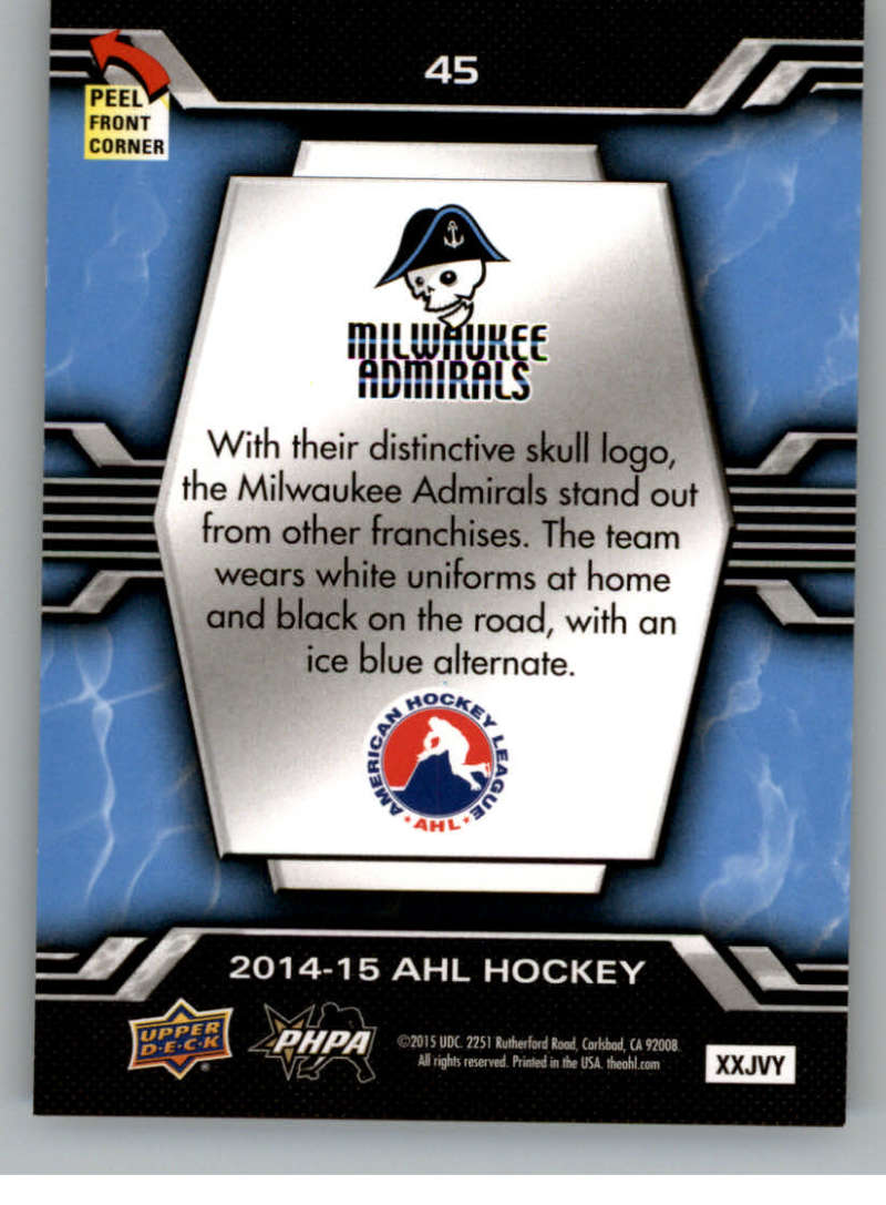 2014-15-Upper-Deck-AHL-Autographs-Stickers-Patch-Cards-Pick-From-List thumbnail 229