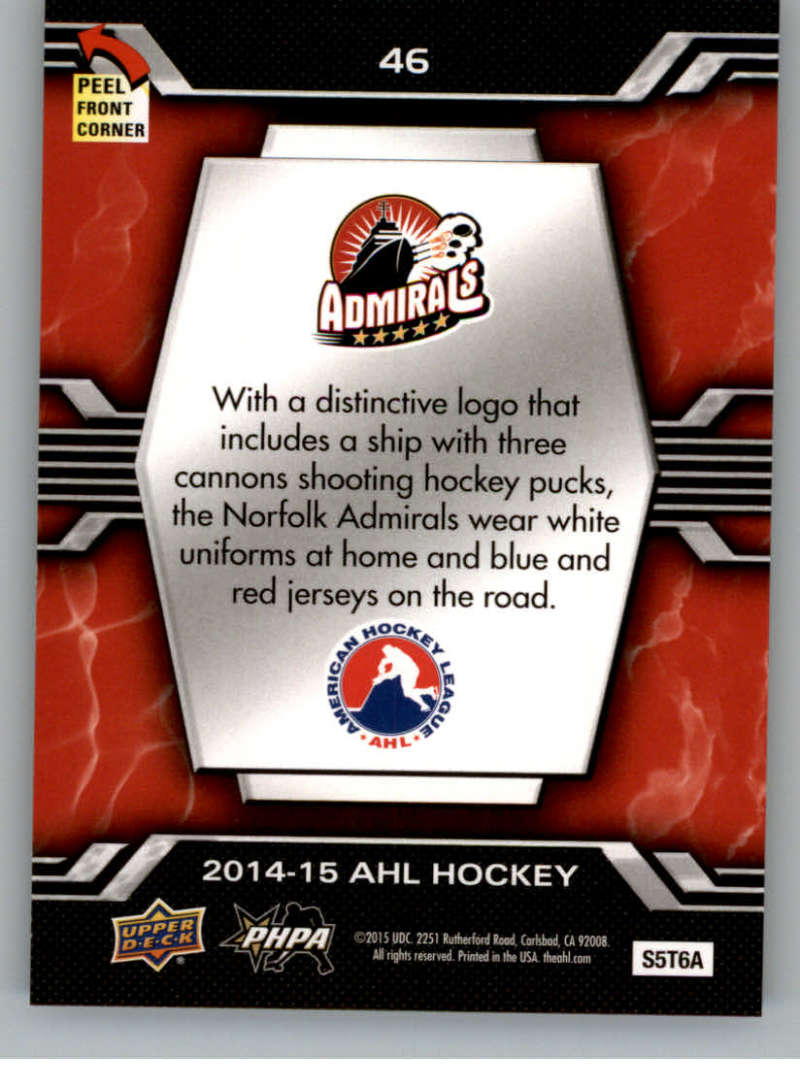 2014-15-Upper-Deck-AHL-Autographs-Stickers-Patch-Cards-Pick-From-List thumbnail 231