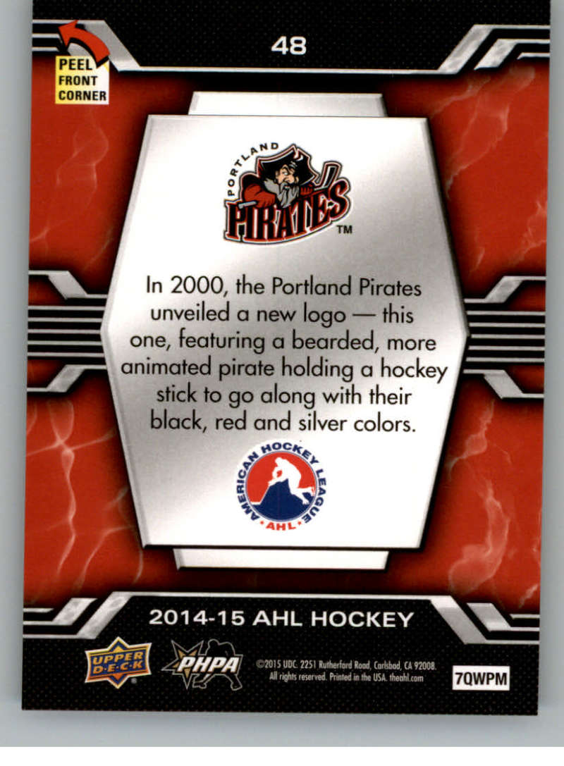 2014-15-Upper-Deck-AHL-Autographs-Stickers-Patch-Cards-Pick-From-List thumbnail 235