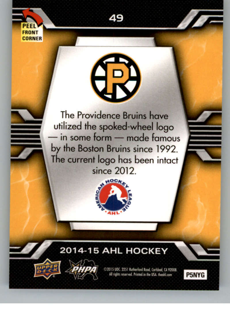 2014-15-Upper-Deck-AHL-Autographs-Stickers-Patch-Cards-Pick-From-List thumbnail 237