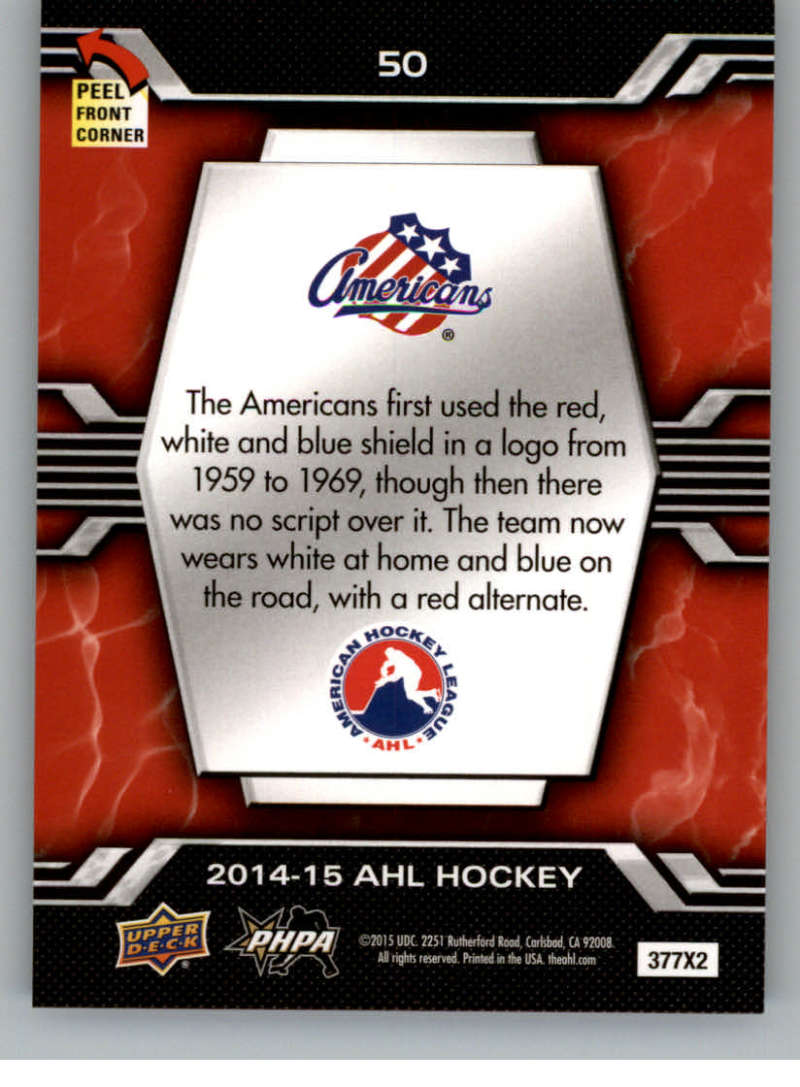 2014-15-Upper-Deck-AHL-Autographs-Stickers-Patch-Cards-Pick-From-List thumbnail 239