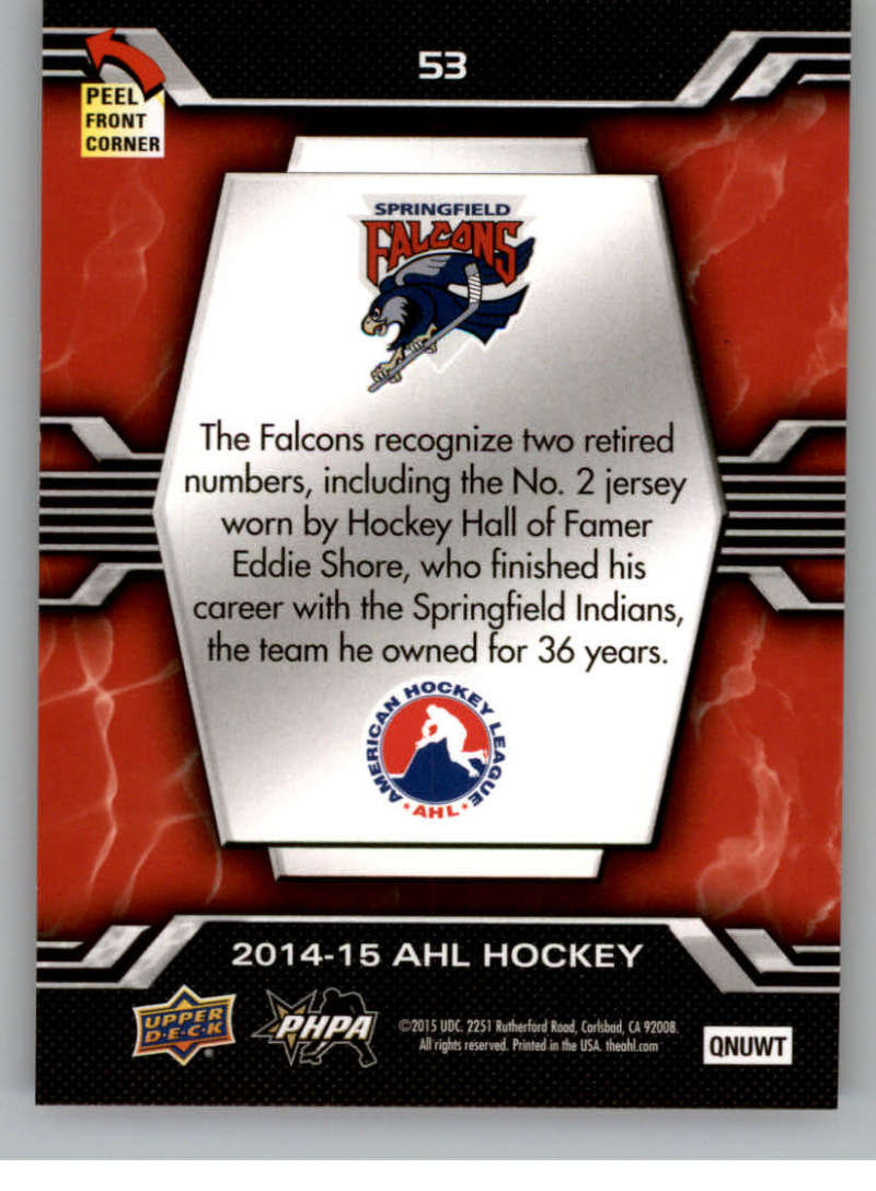 2014-15-Upper-Deck-AHL-Autographs-Stickers-Patch-Cards-Pick-From-List thumbnail 245