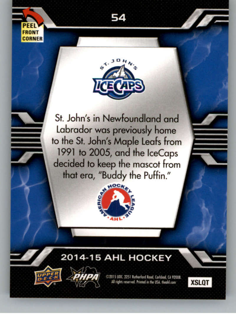 2014-15-Upper-Deck-AHL-Autographs-Stickers-Patch-Cards-Pick-From-List thumbnail 247