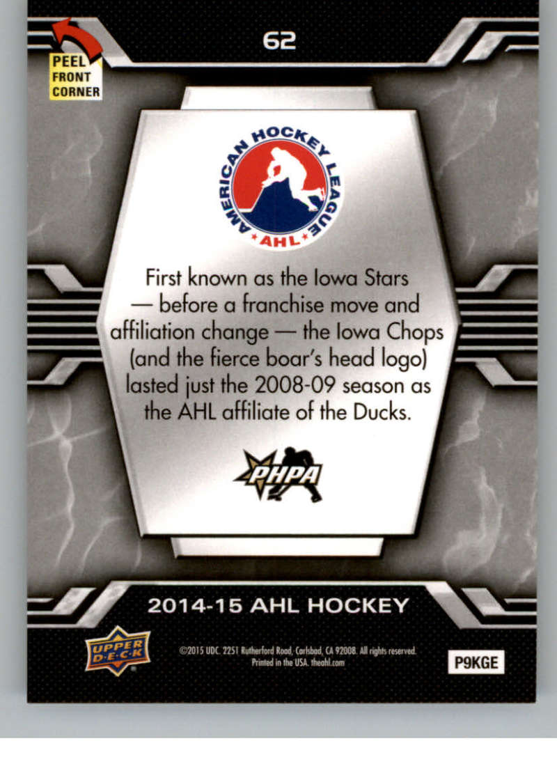 2014-15-Upper-Deck-AHL-Autographs-Stickers-Patch-Cards-Pick-From-List thumbnail 257
