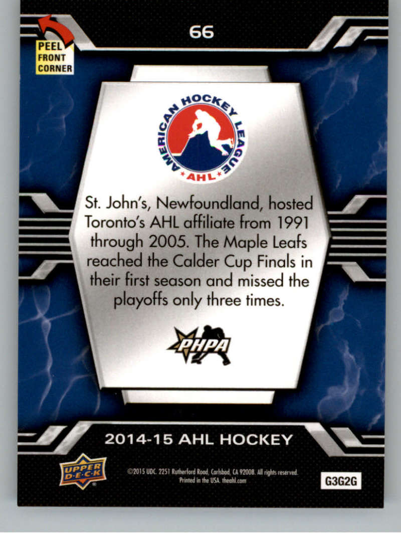 2014-15-Upper-Deck-AHL-Autographs-Stickers-Patch-Cards-Pick-From-List thumbnail 261