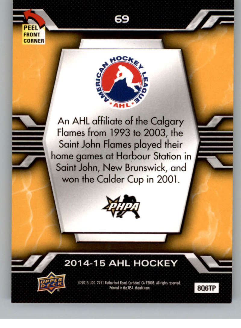 2014-15-Upper-Deck-AHL-Autographs-Stickers-Patch-Cards-Pick-From-List thumbnail 267