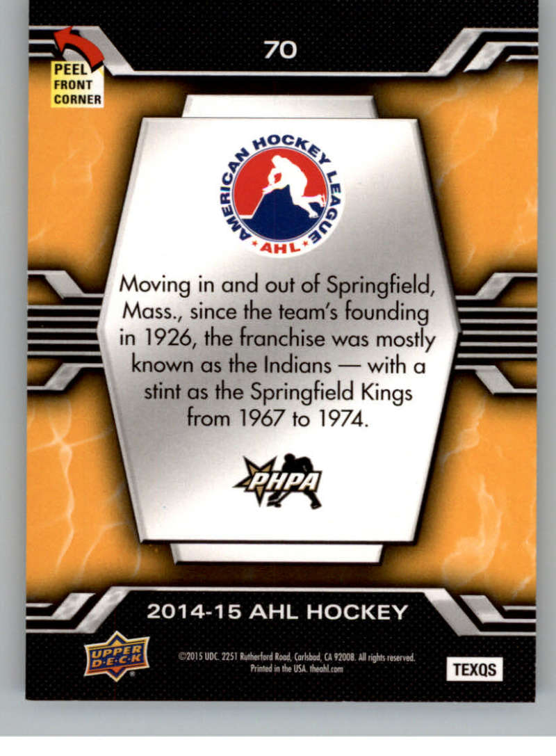 2014-15-Upper-Deck-AHL-Autographs-Stickers-Patch-Cards-Pick-From-List thumbnail 269