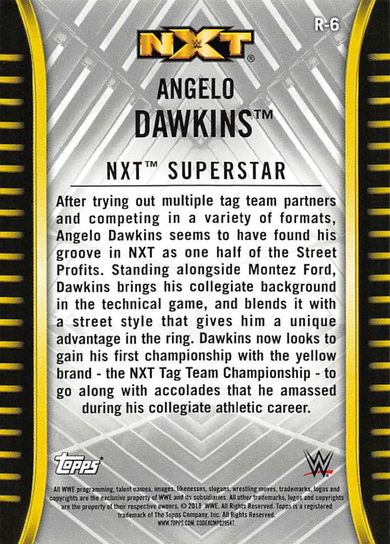 2018-Topps-WWE-NXT-Base-or-Matches-and-Moments-Cards-Pick-From-List thumbnail 9
