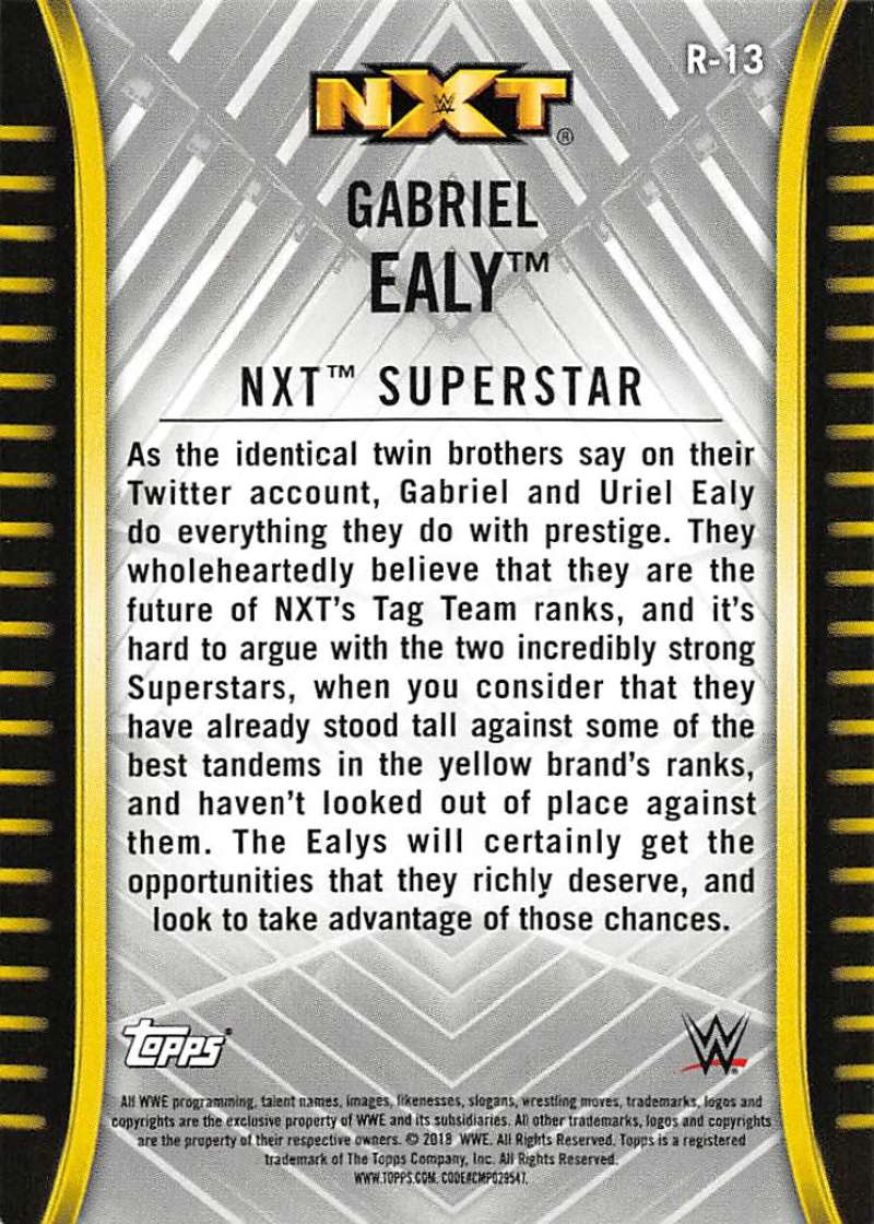 2018-Topps-WWE-NXT-Base-or-Matches-and-Moments-Cards-Pick-From-List thumbnail 17