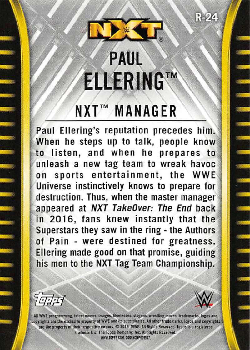 2018-Topps-WWE-NXT-Base-or-Matches-and-Moments-Cards-Pick-From-List thumbnail 29