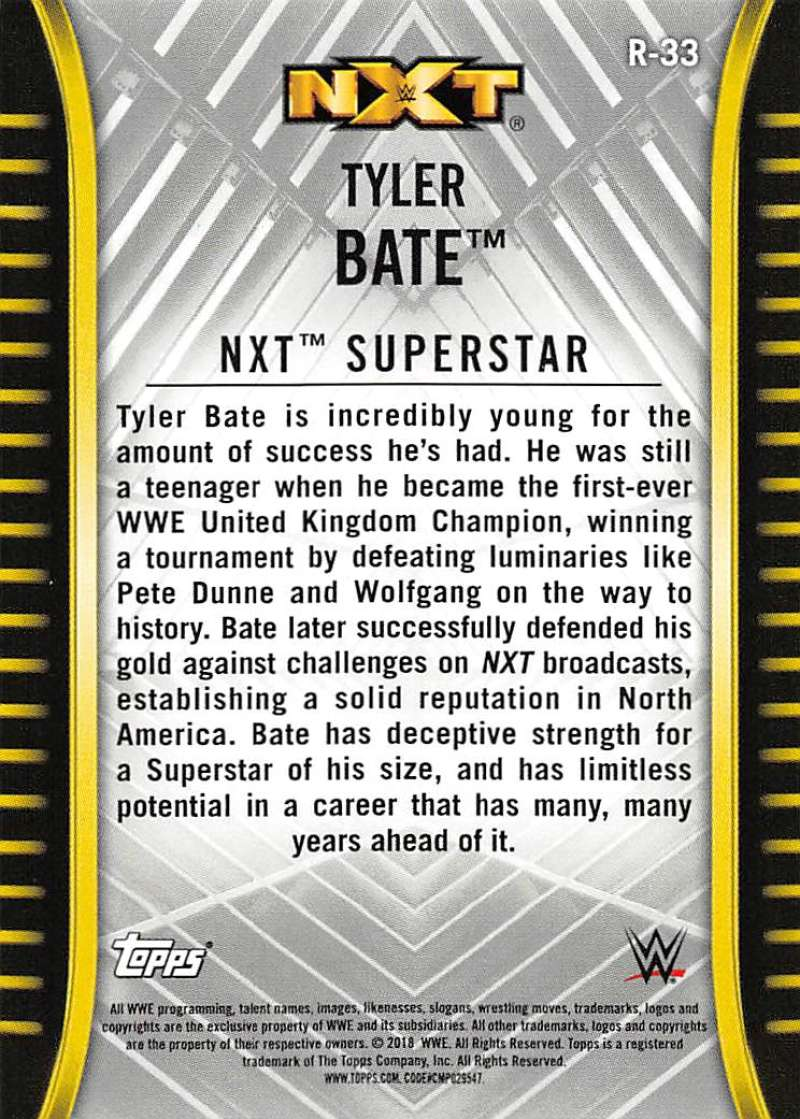 2018-Topps-WWE-NXT-Base-or-Matches-and-Moments-Cards-Pick-From-List thumbnail 31