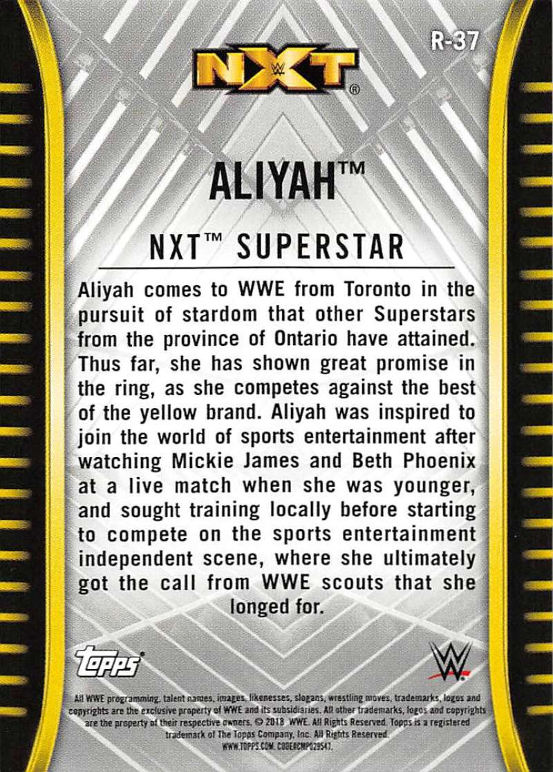 2018-Topps-WWE-NXT-Base-or-Matches-and-Moments-Cards-Pick-From-List thumbnail 35
