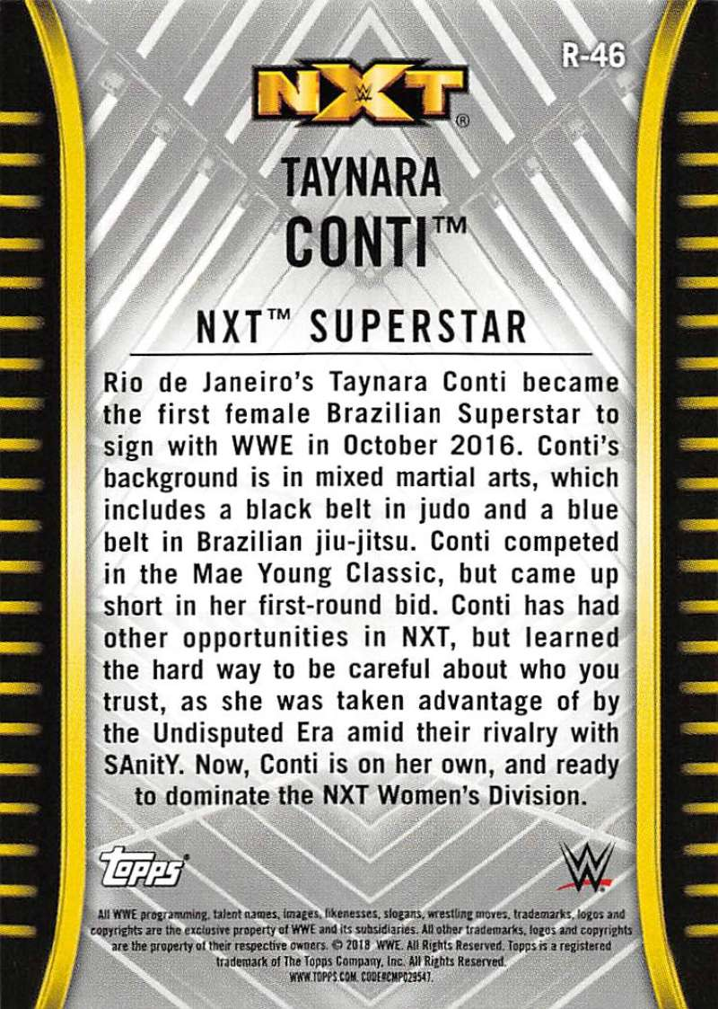 2018-Topps-WWE-NXT-Base-or-Matches-and-Moments-Cards-Pick-From-List thumbnail 39