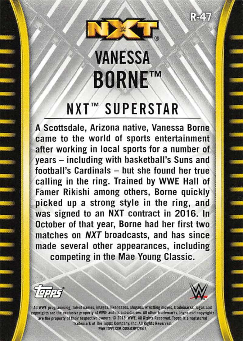 2018-Topps-WWE-NXT-Base-or-Matches-and-Moments-Cards-Pick-From-List thumbnail 41