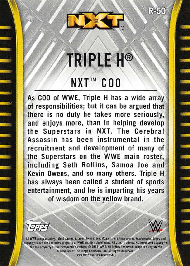 2018-Topps-WWE-NXT-Base-or-Matches-and-Moments-Cards-Pick-From-List thumbnail 45