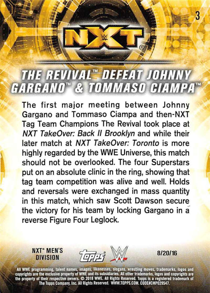 2018-Topps-WWE-NXT-Base-or-Matches-and-Moments-Cards-Pick-From-List thumbnail 51