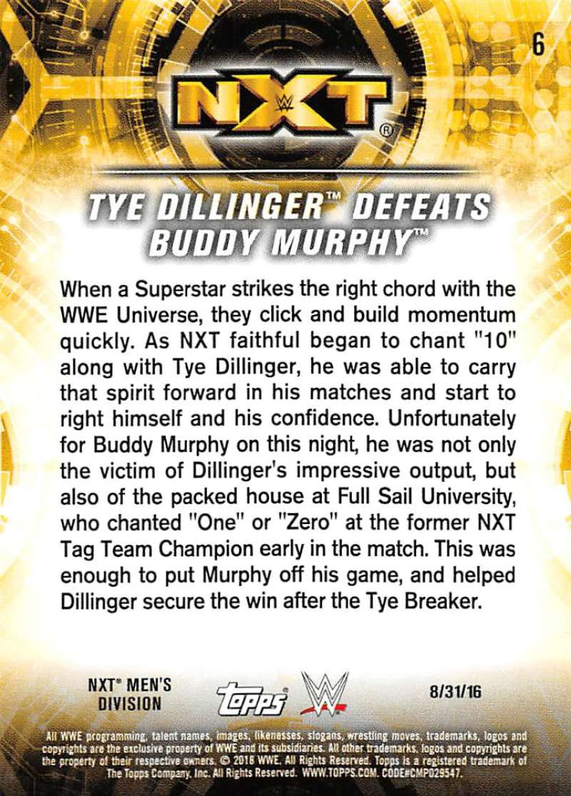 2018-Topps-WWE-NXT-Base-or-Matches-and-Moments-Cards-Pick-From-List thumbnail 55