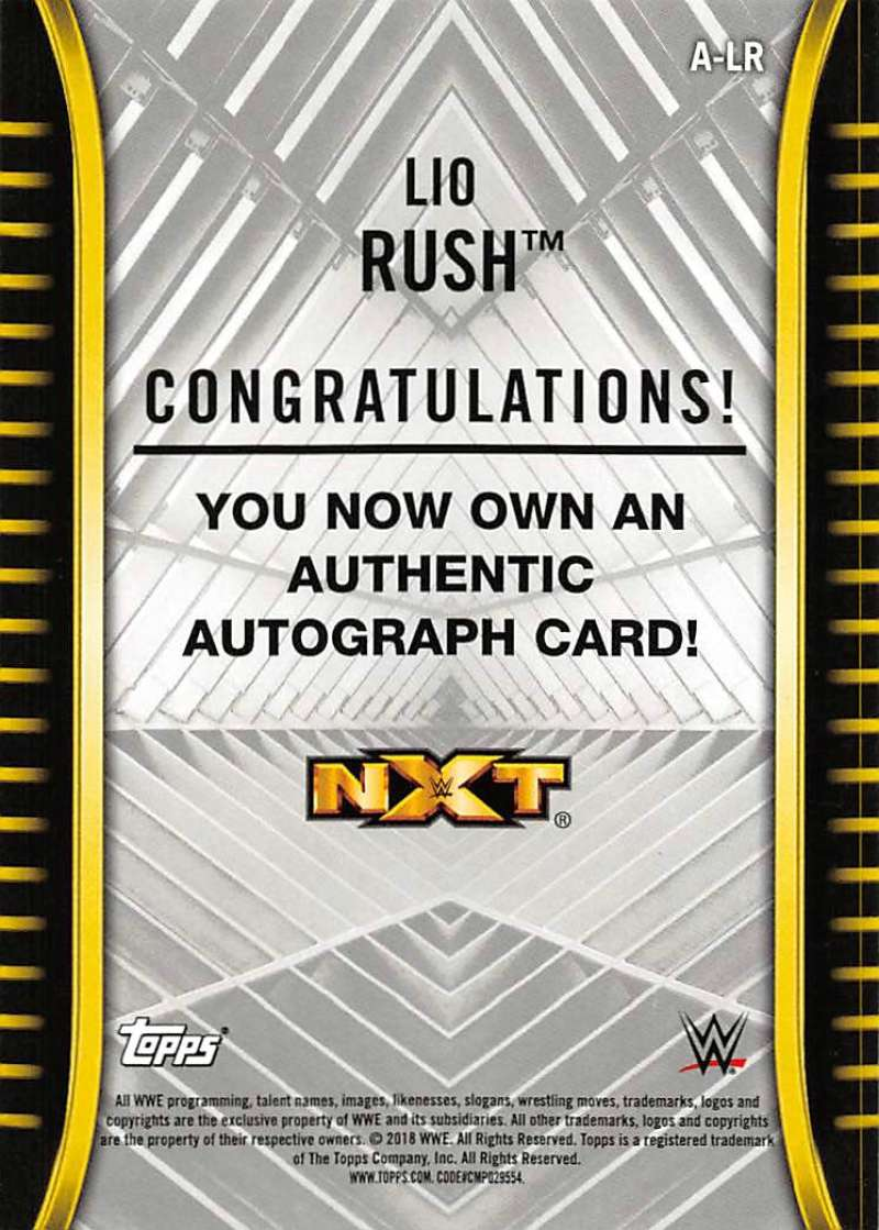 2018-Topps-WWE-NXT-Base-Bronze-Blue-or-Silver-Autographs-Pick-From-List thumbnail 19
